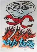 APPEL, KAREL, Dutch 1921-2006,
