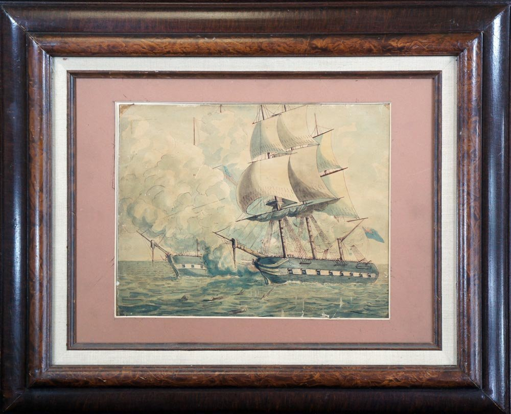 ARTISTS UNKNOWN (lot of 2),  19th-early 20th C.,