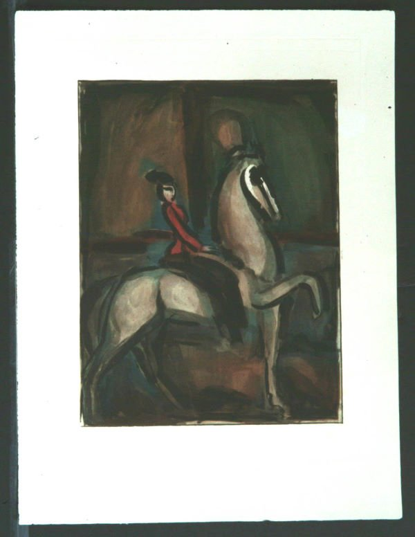 215:     ROUAULT,   GEORGES French 1871-1958