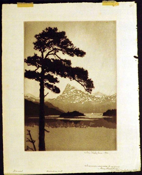 309:     ARMS,  JOHN TAYLOR  American 1887-1953