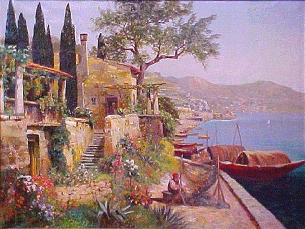 312:     ARNEGGER,  ALOIS  Austrian, 1883 - 1916