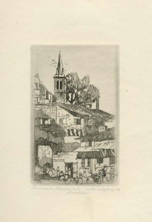 9:     ARMS,  JOHN TAYLOR  American 1887-1953
