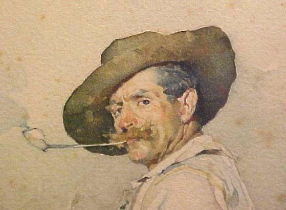 25:     BEDINI,   PAOLO  Italian, 1844-1924