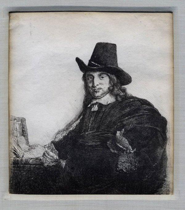 221:     REMBRANDT,   HARMENSZ VAN RIJN Dutch 1606-1669