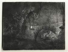 REMBRANDT,   HARMENSZ VAN RIJN Dutch 1606-1669