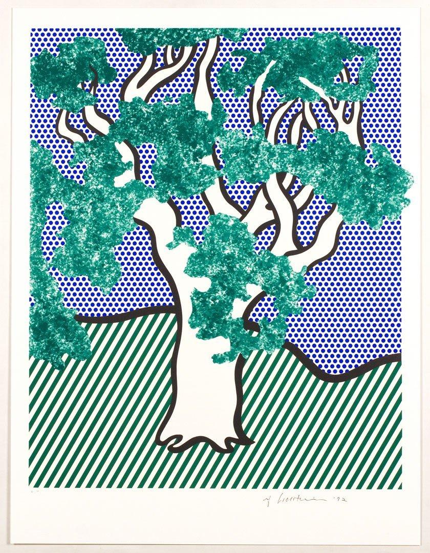 Lichtenstein, Roy  (American 1923-1997)