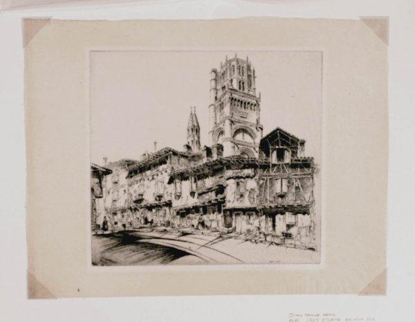 405:     ARMS,  JOHN TAYLOR  American 1887-1953