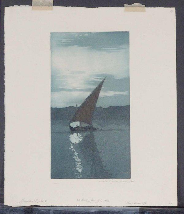 407:     ARMS,   JOHN TAYLOR  American 1887-1953