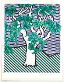 Lichtenstein, Roy,  American 1923-1997 ,