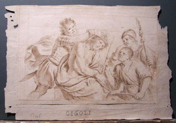 14:     CIGOLI,  (AKA LUDOVICO CARDI),  (ATTRIBUTED TO)