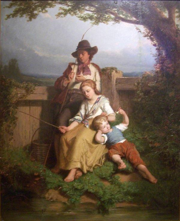 24:     GERARD,  THEODORE L.  Belgian, 1829 - 1895