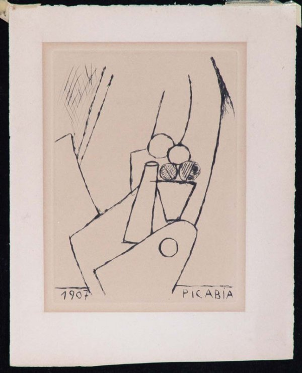226:     PICABIA,  FRANCIS French 1878-1953