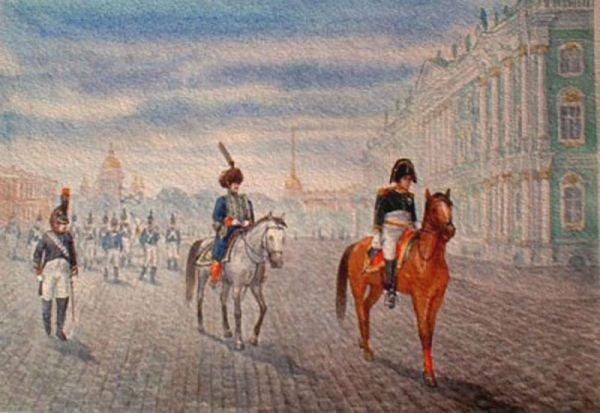 601:     ALEXSANDROV, BORIS  Russian,b.1965