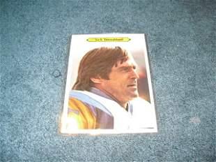 1981 Topps Giants Jack Youngblood
