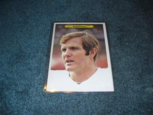 1981 Topps Giants Bob Griese
