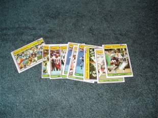 81 Topps Super Action (10) Card Lot
