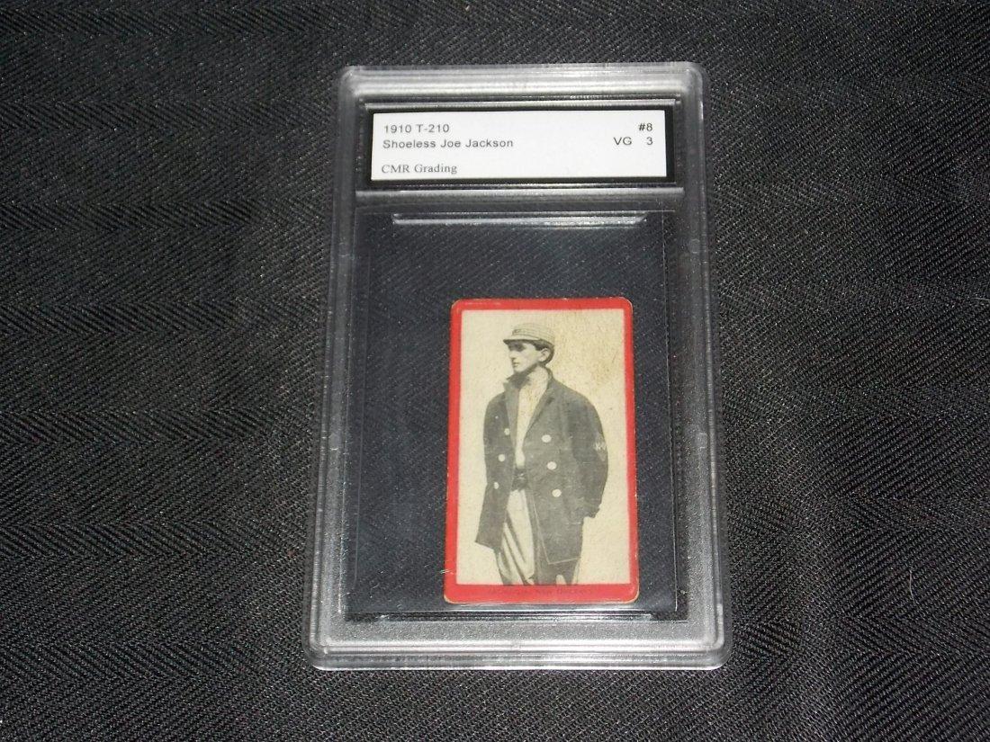 1910 T-210 Sholess Joe Jackson