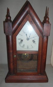 Cathedral Clock c1890-1900