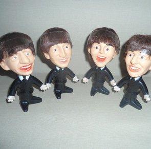 Original 1964 Beatles Remco Dolls