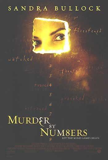Murder By Numbers Movie Poster