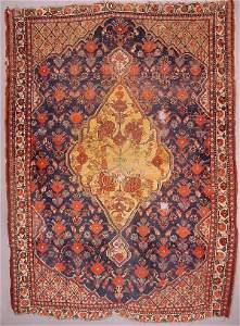11: 18thc Oriental rug