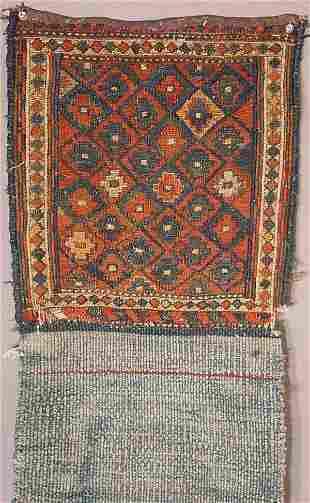 Oriental rug, bagface