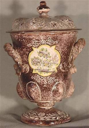 Pottery, faience