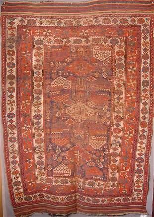 Oriental rug, Afshar