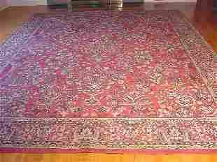 Anglo-Persian rug