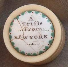 49: 18thc. patch box, New York