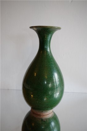 Cchinese Green Porcelain