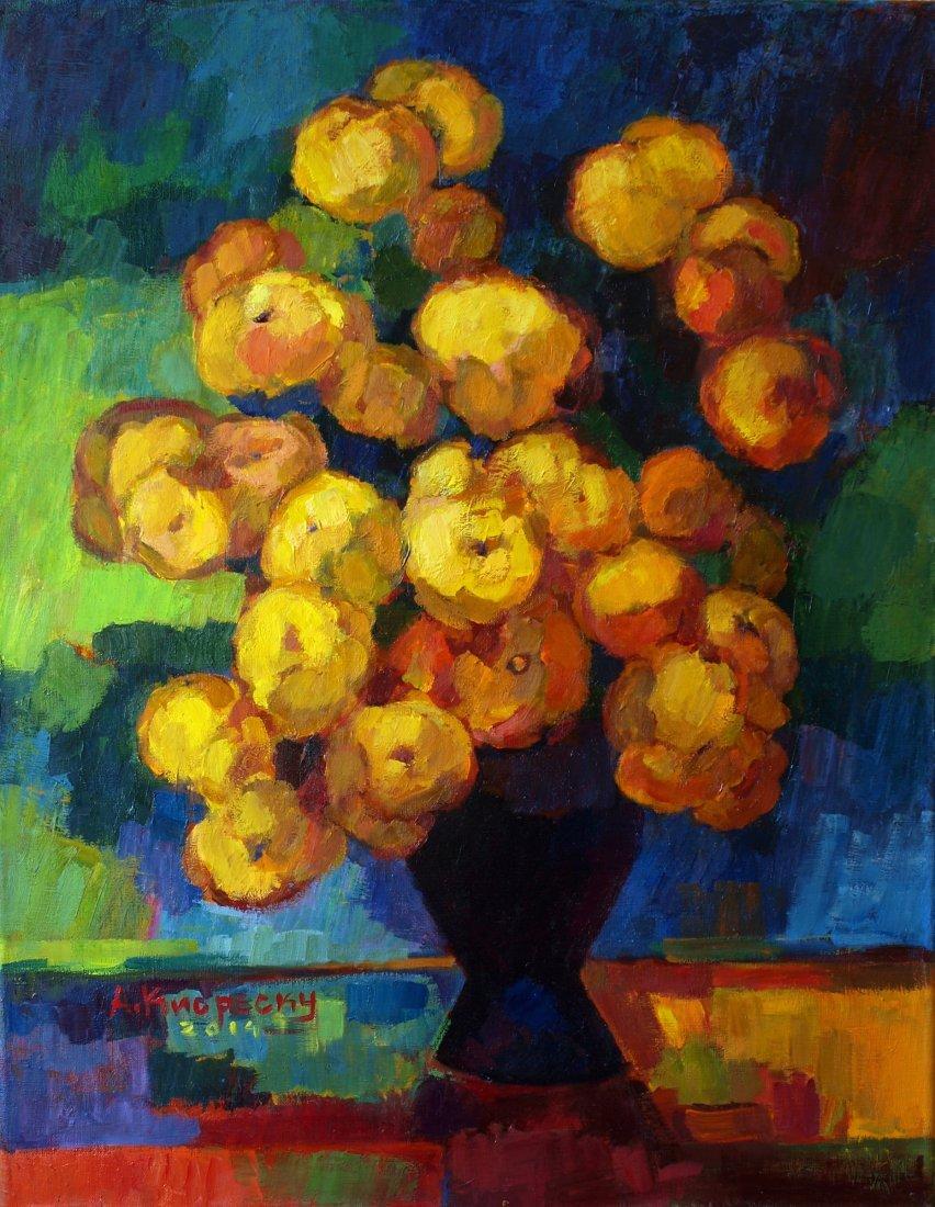 Andrei Kioresku, Yellow Bouquet