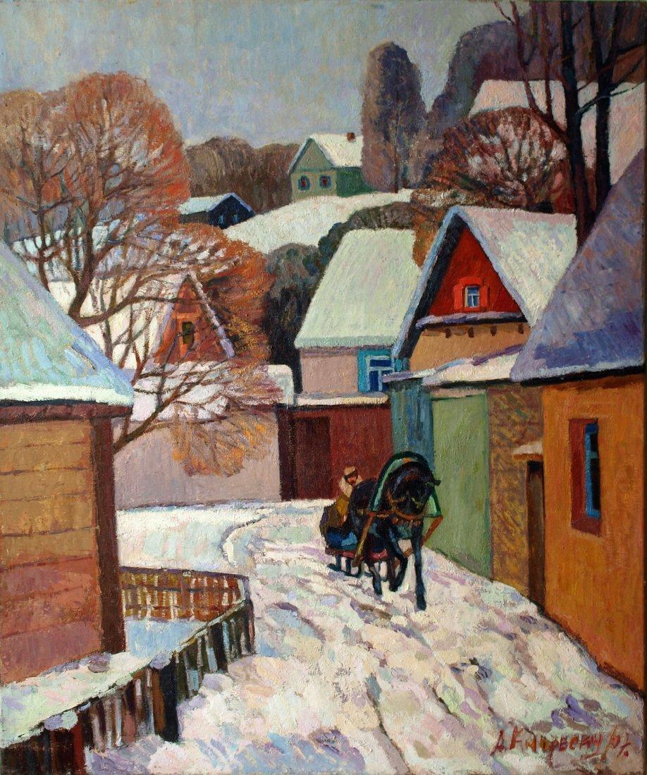 Andrei Kioresku, Snow Street