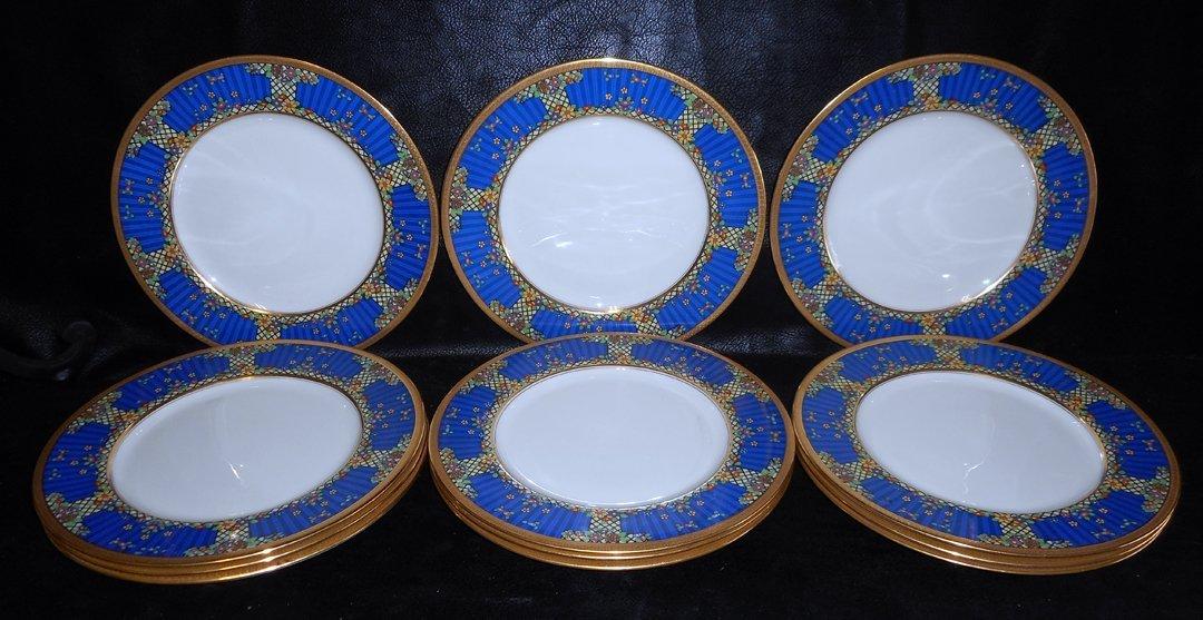 12 Lenox Special Edition Dinner Plates