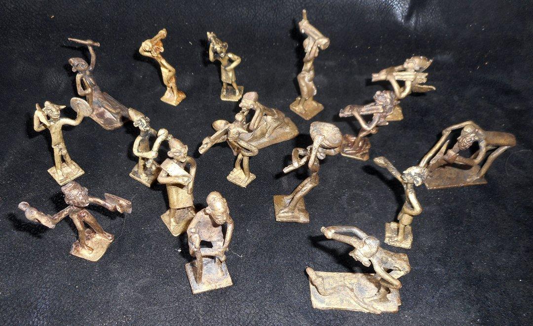 Egyptian Primitive Bronze Collection