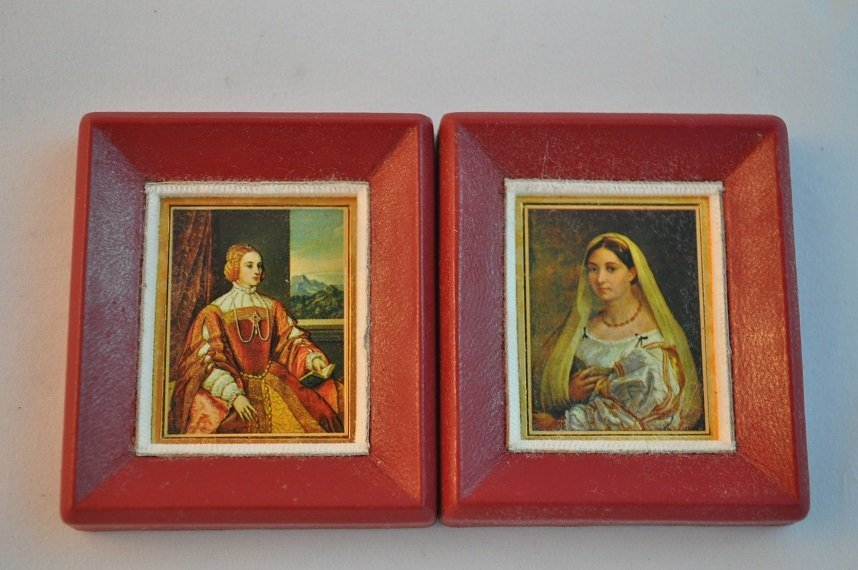 Limited Edition-Tiziano's Artwork imprinted on fine gol - 4