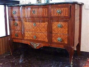Franch Chest of drawers 19th Century