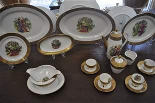 Heinrich & Co. Selb Bavaria Porcelain