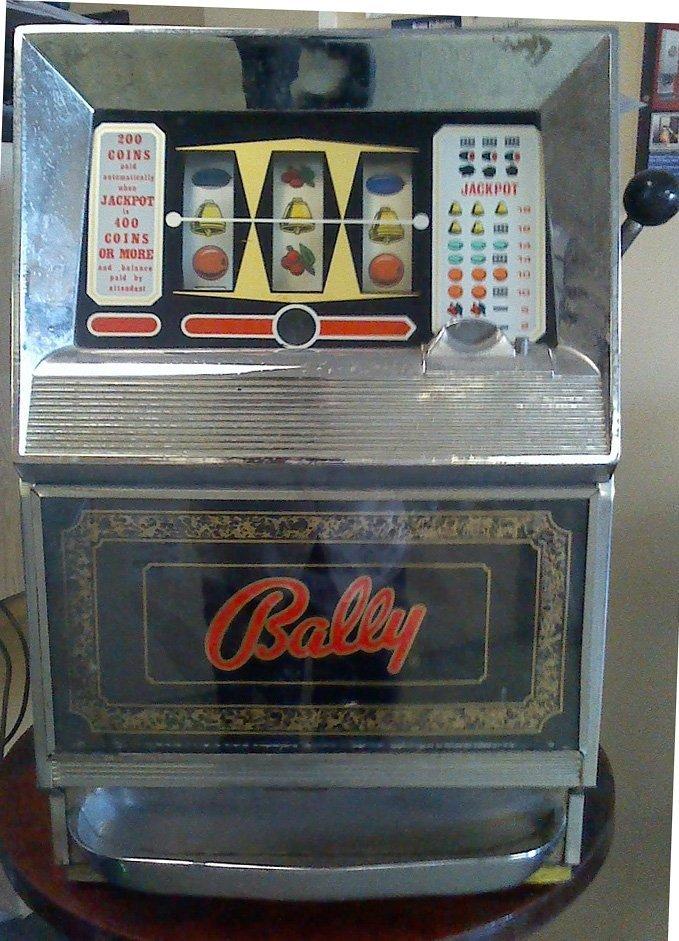 Old Bally Money Honey Slot Machine