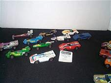 326 Lot of eleven Red Line Hot Wheels cars  Includes