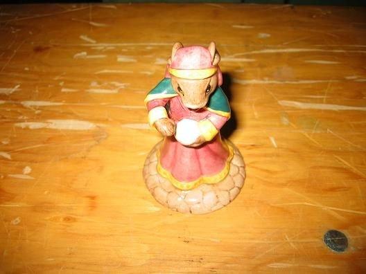 14B: Royal Doulton Bunnykins Fortune teller figurine