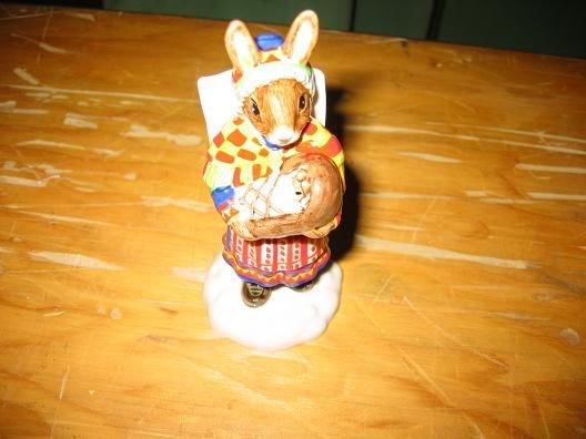 14G: Royal Doulton Bunnykins Summer Lapland figurine