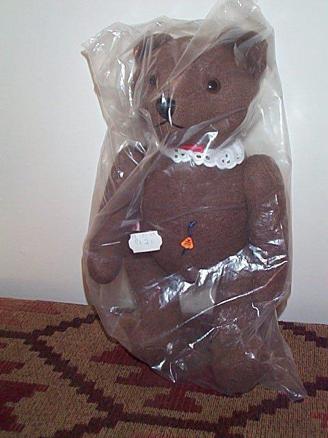 "1007: 13""  Clemens German Humpback Teddy Bear.  Does ha"