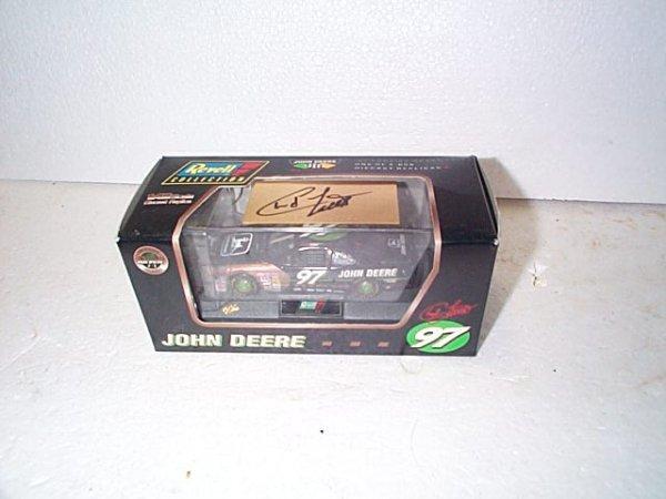 1015: Revell Nascar Diecast Collectible John Deere Car