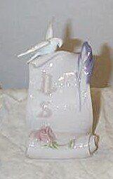 "Lladro number 7677G ""Art Brings Us Together"",1999"