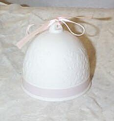 """517: Lladro number 7613 """"Spring Bell"""", retired"""