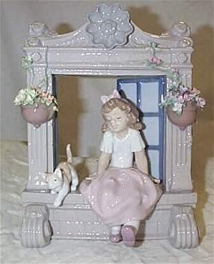 "Lladro number 6817 ""Childhood Dreams"", w/ box"