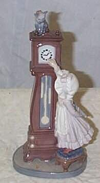 """Lladro number 5347 """"Bedtime"""", retired w/ box"""