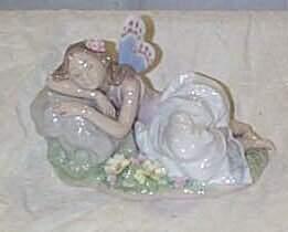 "Lladro number 7694 ""Princess of the Fairies"" Llard"
