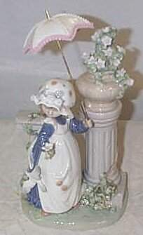 """Lladro number 5284 """"Glorious Spring"""""""